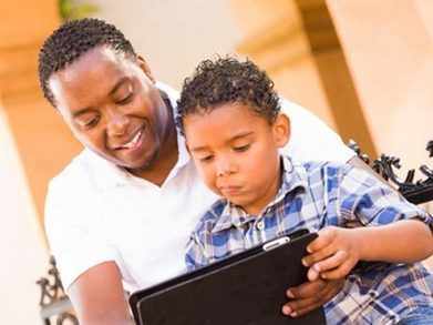 How To Help Families Integrate to 1:1 Programs at Home | ADP Center for Teacher Preparation & Learning Technologies | Scoop.it