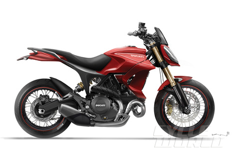 New 2015 Ducati Scrambler Concept Illustration | Ductalk Ducati News | Scoop.it