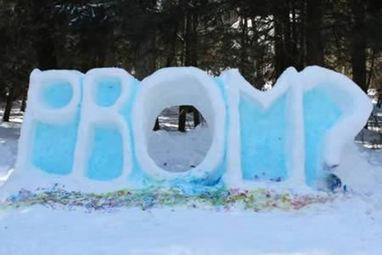 14 Coolest Promposals | Strange days indeed... | Scoop.it
