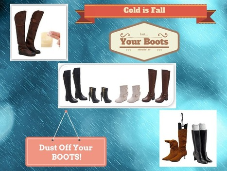 Fall? Lets Start Dusting Off our Boots | All About Boots | Scoop.it