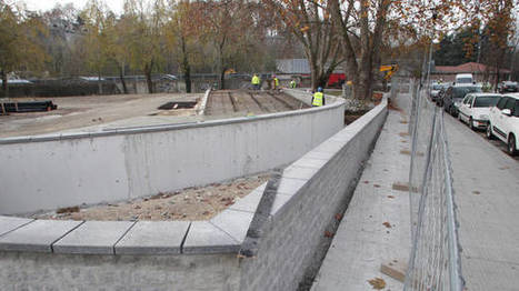 Las obras contra las inundaciones en la Rochapea han costado 532.288 euros   Ordenación del Territorio   Scoop.it