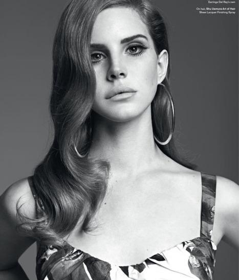 Lana Del Rey On World Cafe : NPR | Lana Del Rey - Lizzy Grant | Scoop.it
