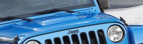 Jeep Wrangler Polar Edition masina de teren creata pentru barbatul activ | Auto fans | Scoop.it