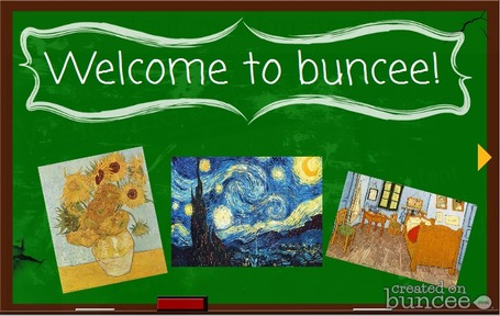 Buncee - Communication through Creation | The efl teacher's tool box | Scoop.it