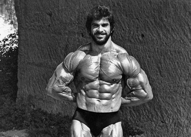 Old School Training: Lou Ferrigno | Fitness & Health | Scoop.it