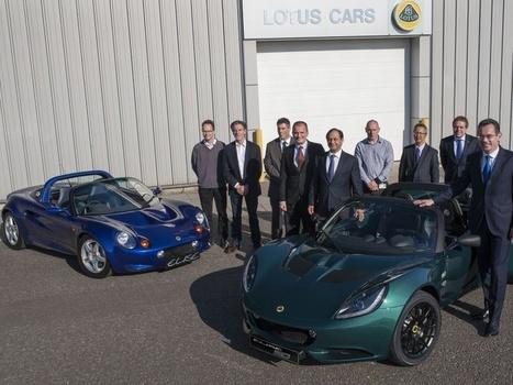 Lotus Elise : 20 ans, 40.000 châssis produits, une infinité de variantes | My Lotus Emotion | Scoop.it