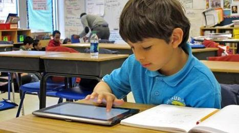 LearnZillion does a number on classrooms | Marketplace from American Public Media | E-Learning and Online Teaching | Scoop.it