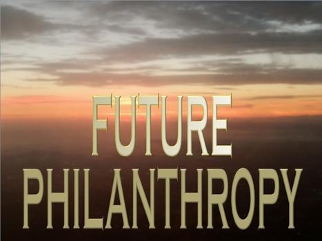 Future Philanthropy – An Interview for Futurist.com | Interviews with David Brin | Scoop.it