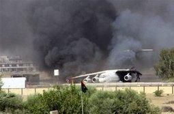 Oil depot catches fire amid clashes in Tripoli - Kansas.com | Saif al Islam | Scoop.it