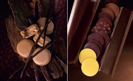 Macarons Jardins 2013 de Pierre Hermé | Gastronomie terroir tourisme | Scoop.it