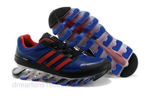 Womens Adidas Springblade Running Shoes Blue Red.jpg (640x425 pixels) | Adidas Springblade UK | Scoop.it