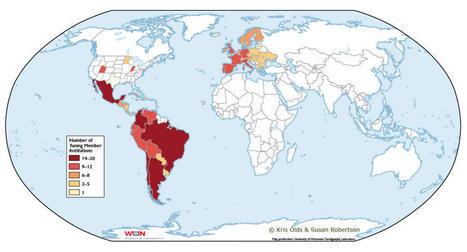Blog U.: Global regionalism, interregionalism, and higher education - GlobalHigherEd - Inside Higher Ed   Disrupting Higher Ed   Scoop.it