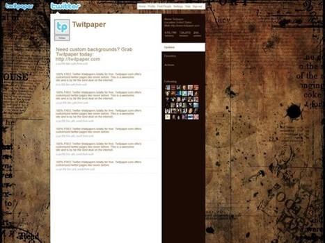 Télécharger des thèmes pour Twitter | Fredzone | Acquisition et fidélisation. DATA et relation client | Scoop.it