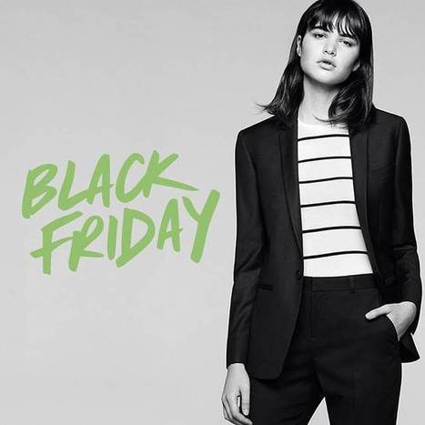 Black Friday 2014 : TOPSHOP FRANCE (Jusqu'à -50% et livraison gratuite) - Befashionlike | News mode | Scoop.it