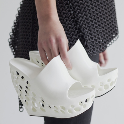 Cubify launches 3D printed shoes you can print overnight | 3D printing | Scoop.it