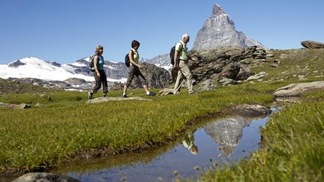 Zermatt: sentier climatique audio | DESARTSONNANTS - CRÉATION SONORE ET ENVIRONNEMENT - ENVIRONMENTAL SOUND ART - PAYSAGES ET ECOLOGIE SONORE | Scoop.it
