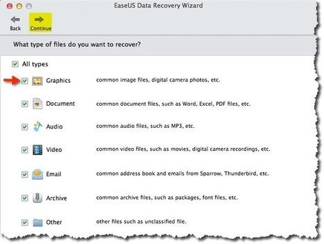Comment restaurer des fichiers sous MAC. | netnavig | Scoop.it