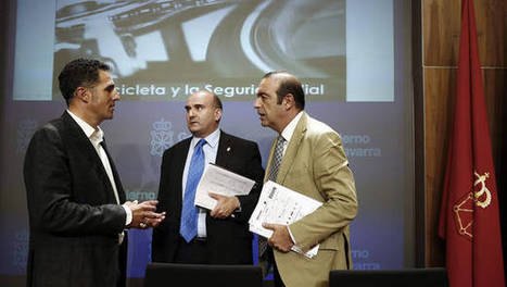 Tres de cada cien víctimas mortales de tráfico en Navarra son ciclistas. | Ordenación del Territorio | Scoop.it