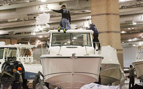 Atlantic City Boat Show sets sail this week - Press of Atlantic City | Discover Boating | Scoop.it