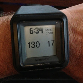 DiabetesMine - Diabetes Data, Strapped to Your Wrist! | diabetic nutrition | Scoop.it