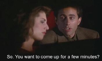 Seinfeld - You're a cashier!   EFL Teaching Journal   Scoop.it