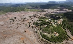 """Brazil's slow-motion environmental catastrophe unfolds (""""this is how dangerous mining can become"""") 
