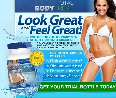Total Body Fresh - Get Risk Free Trial Available | | Now Everyday Clean Your Belly Early Morning | Scoop.it