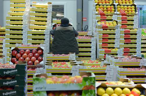 L'addition s'alourdit pour les fruits et légumes - La croix | Le Fil @gricole | Scoop.it