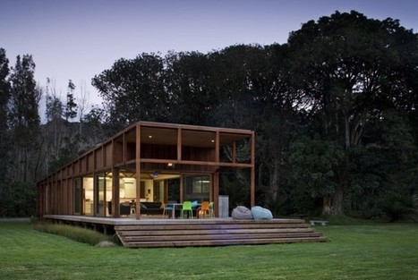 Great Barrier House by Crosson Clarke Carnachan Architects | Innovative Architecture | Scoop.it