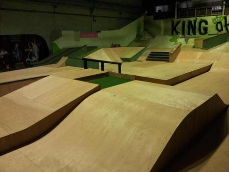 Cover Photos | Skatepark of Rouen | Facebook | Rouen | Scoop.it