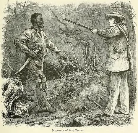 The Five Greatest Slave Rebellions in the United States | African American History Blog | The African Americans: Many Rivers to Cross | History | Scoop.it