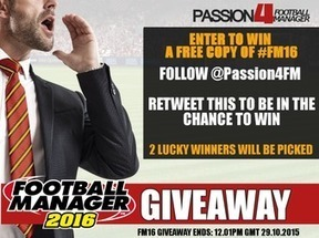 Tweet from @Passion4FM   Football Manager 2017   Scoop.it
