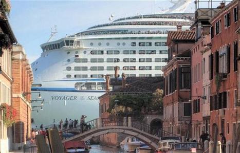 L'Unesco demande à Venise de bannir les navires de croisière | French speaking media | Scoop.it