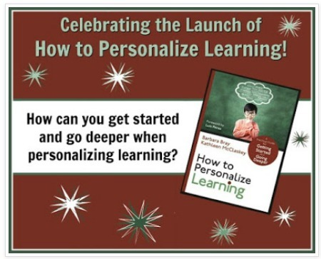"Celebrating the Launch of ""How to Personalize Learning: A Practical Guide for Getting Started and Going Deeper"" 