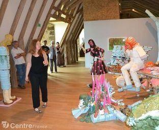 Une exposition qui décoiffe au Musée départemental d'art contemporain   Limoges - Haute-Vienne &  Limousin   Scoop.it