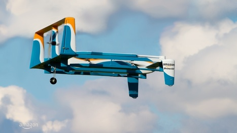 Amazon opens Prime Air Drone Lab for Tour | Technology in Business Today | Scoop.it
