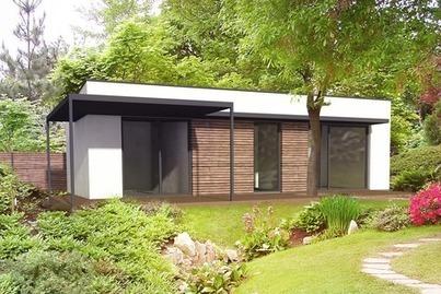 Modulární dřevostavby | Stavba domu | Scoop.it