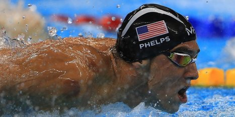 Dramatic photos show when Michael Phelps won all 27 of his record-breaking medals | LibertyE Global Renaissance | Scoop.it