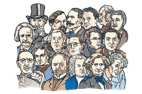 Obras de 150 compositores clássicos para download gratuito ou audição on-line - Revista Bula | Banco de Aulas | Scoop.it