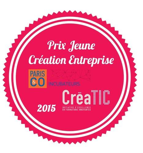 IDEFI-CréaTIC : Prix de la Jeune Création d'Entreprise 2015 | IDEFI: Initiatives d'excellence en formations innovantes | Scoop.it