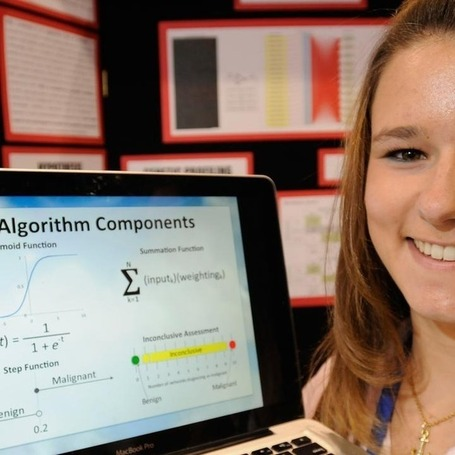 Teen Develops Computer Algorithm to Diagnose Leukemia | NTICs en Educación | Scoop.it