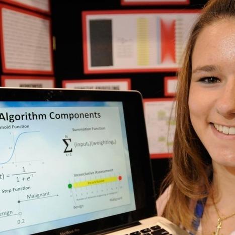 Teen Develops Computer Algorithm to Diagnose Leukemia | Hanson Zandi News | Scoop.it