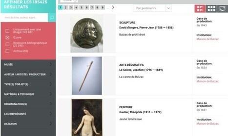 Paris Musées. Toutes les œuvres et collections des musées de la ville de Paris – Les Outils Tice | Des ressources numériques pour enseigner | Scoop.it