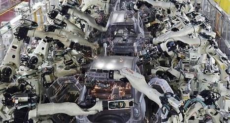 La robotique va réduire sensiblement le coût du travail dans le monde | Les robots de service | Scoop.it