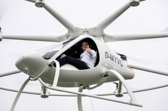 Volocopters: A New Mode of Transportation??