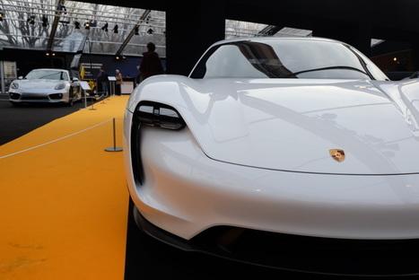 Reportage exposition Concept Cars et Design Automobile - Blog Esprit Design | Voitures anciennes - Classic cars - Concept cars | Scoop.it