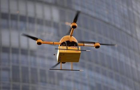 Auch. Des drones dans le ciel pour des économies de chauffage | Developpement durable Chauffage | Scoop.it