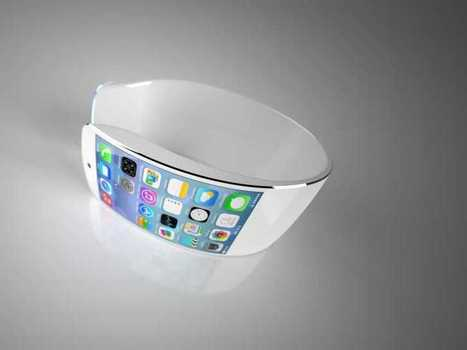 The Most Gorgeous Apple iWatch Concept We've Seen Yet | Real Estate Plus+ Daily News | Scoop.it