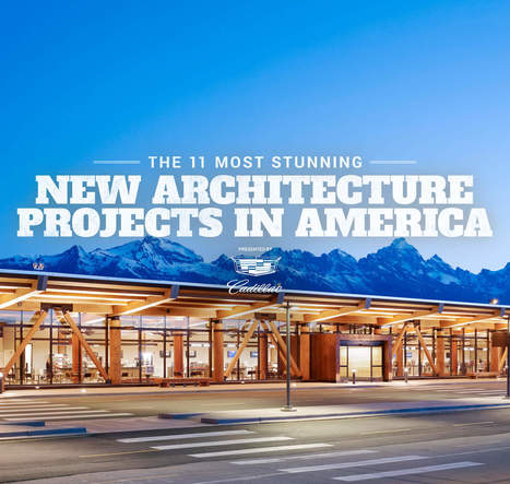 The 11 Most Stunning New Architecture Projects in America   construction   Scoop.it
