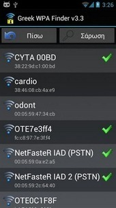 Greek WPA Finder v3.4 APK Free Download | djonis | Scoop.it